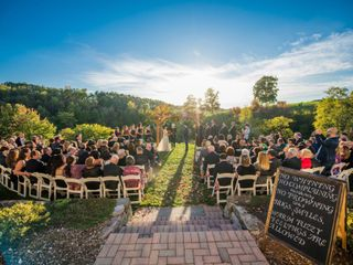 The wedding of Beth and Michael 1