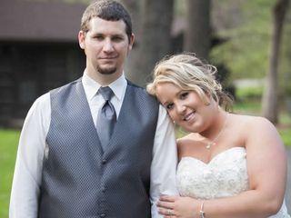 The wedding of Josh and Elizabeth 1