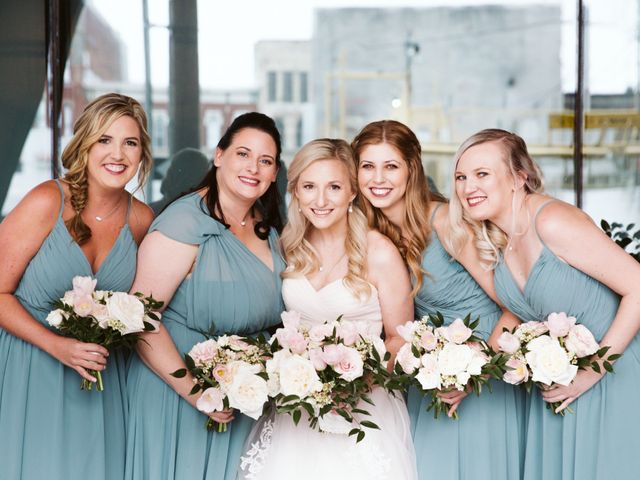 Nick and Ashley's Wedding in Springfield, Missouri 1