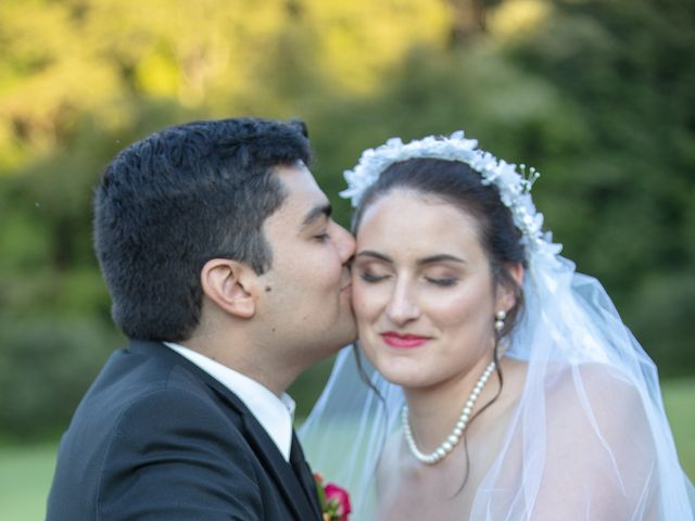 Holly and Chris's Wedding in Asheville, North Carolina 5