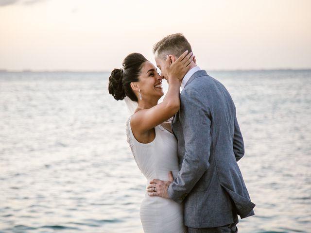 The wedding of Christina and Kenneth