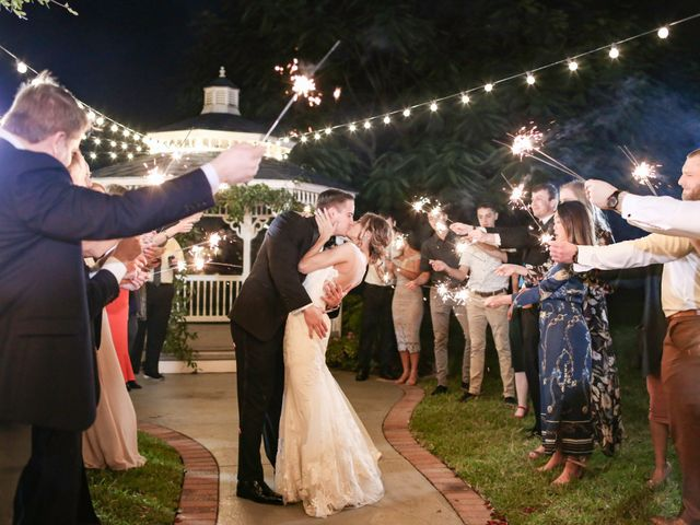Tucker and Alexis's Wedding in Tampa, Florida 3