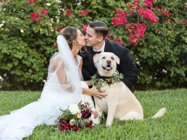 Tucker and Alexis's Wedding in Tampa, Florida 11