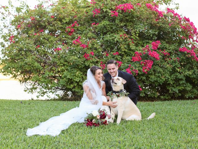 Tucker and Alexis's Wedding in Tampa, Florida 14
