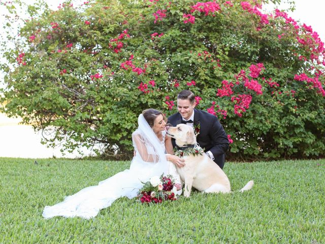 Tucker and Alexis's Wedding in Tampa, Florida 15