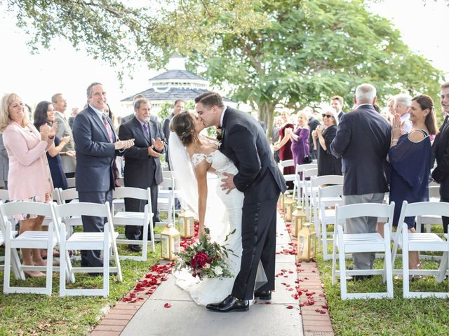 Tucker and Alexis's Wedding in Tampa, Florida 37