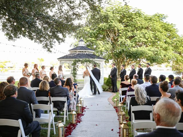 Tucker and Alexis's Wedding in Tampa, Florida 50