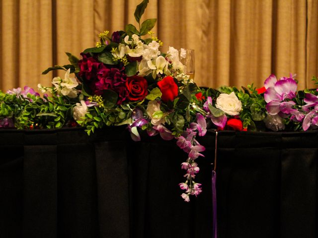 Kyle and Valarie's Wedding in Hilliard, Ohio 5