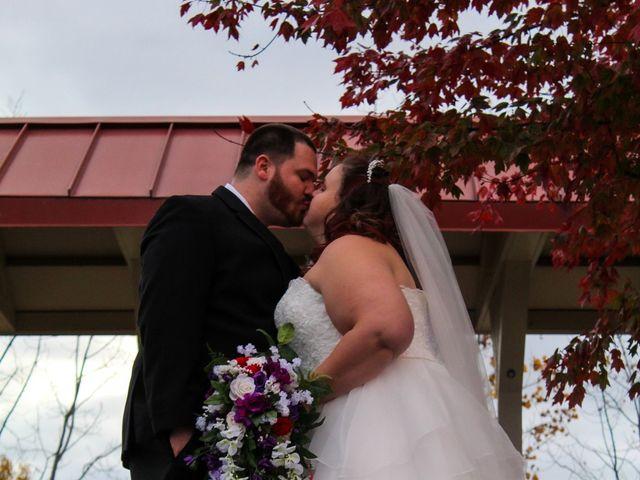 Kyle and Valarie's Wedding in Hilliard, Ohio 7