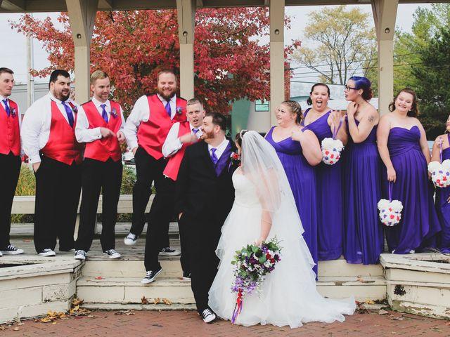 Kyle and Valarie's Wedding in Hilliard, Ohio 8