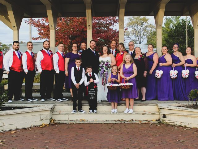 Kyle and Valarie's Wedding in Hilliard, Ohio 9