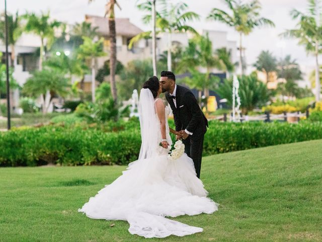 Kevin and Jasmine's Wedding in Punta Cana, Dominican Republic 22