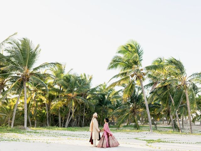 Kevin and Jasmine's Wedding in Punta Cana, Dominican Republic 60