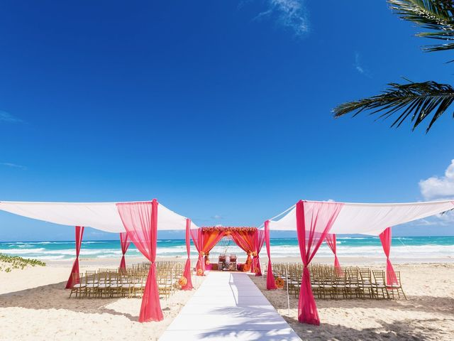 Kevin and Jasmine's Wedding in Punta Cana, Dominican Republic 111