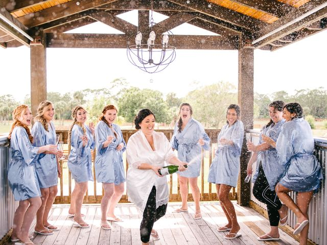 Johnathan and Audra's Wedding in Palm City, Florida 34