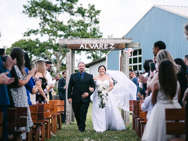 Johnathan and Audra's Wedding in Palm City, Florida 47