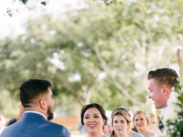 Johnathan and Audra's Wedding in Palm City, Florida 51