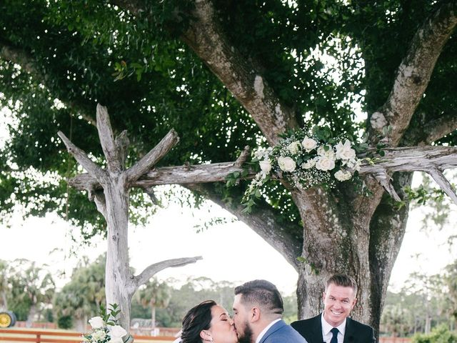 Johnathan and Audra's Wedding in Palm City, Florida 52
