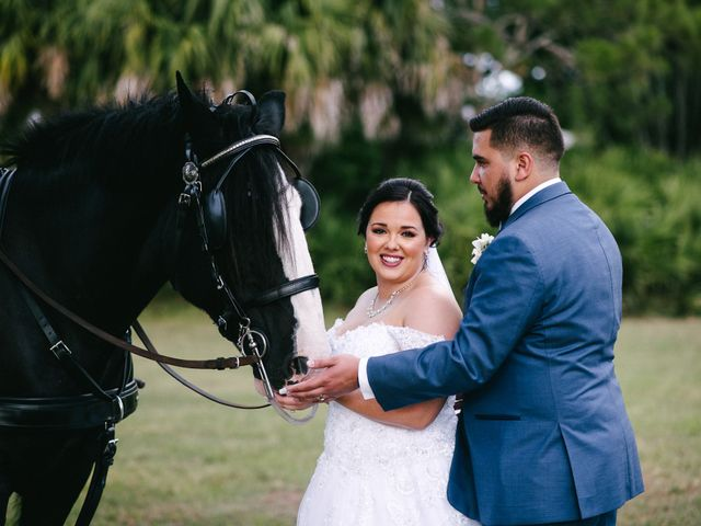 Johnathan and Audra's Wedding in Palm City, Florida 54