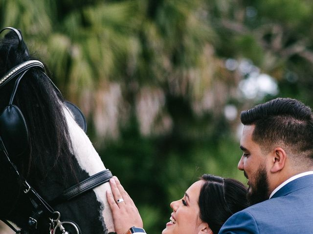 Johnathan and Audra's Wedding in Palm City, Florida 56
