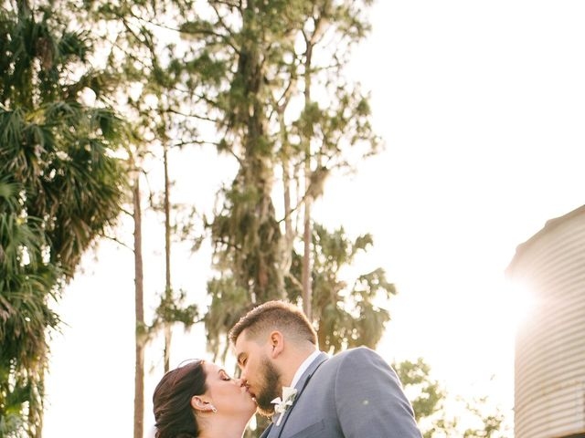 Johnathan and Audra's Wedding in Palm City, Florida 66