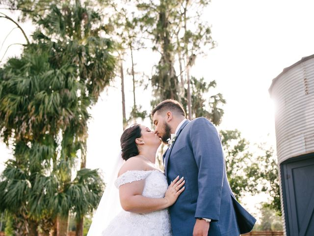 Johnathan and Audra's Wedding in Palm City, Florida 67
