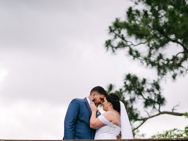 Johnathan and Audra's Wedding in Palm City, Florida 73