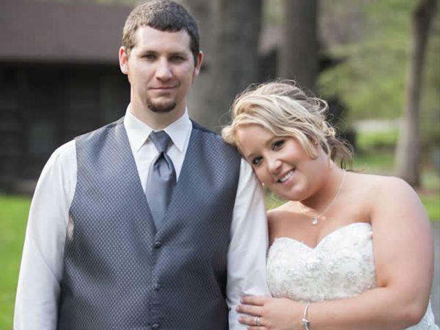 The wedding of Josh and Elizabeth