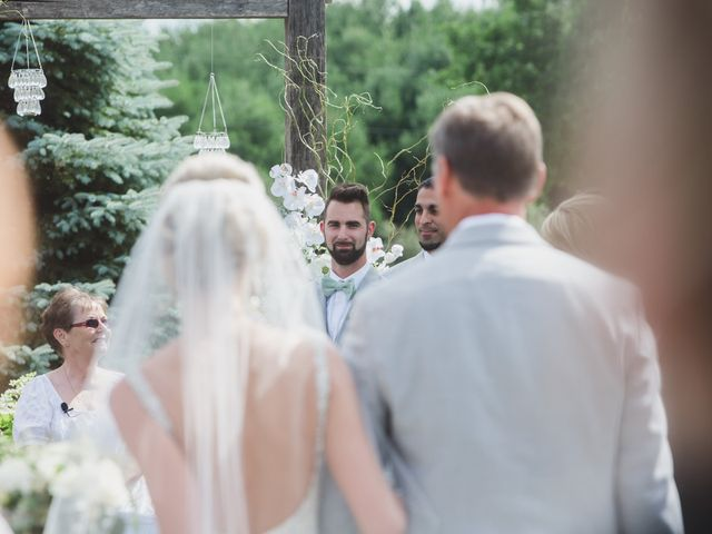 Stacy and Chase's Wedding in Manchester, Michigan 11