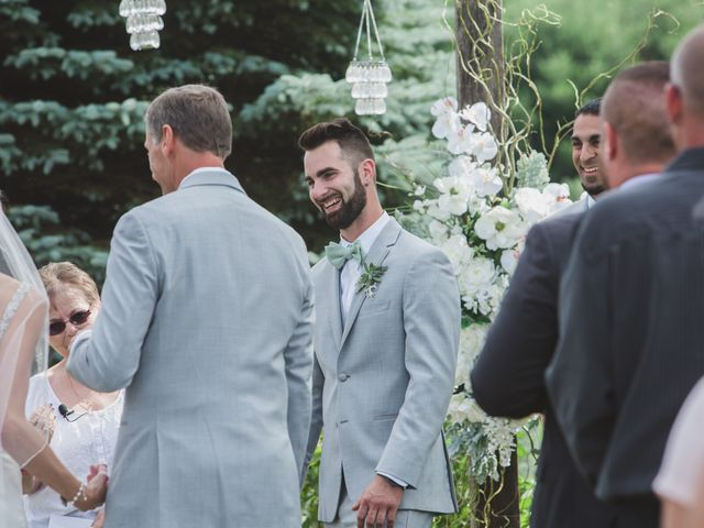 Stacy and Chase's Wedding in Manchester, Michigan 12
