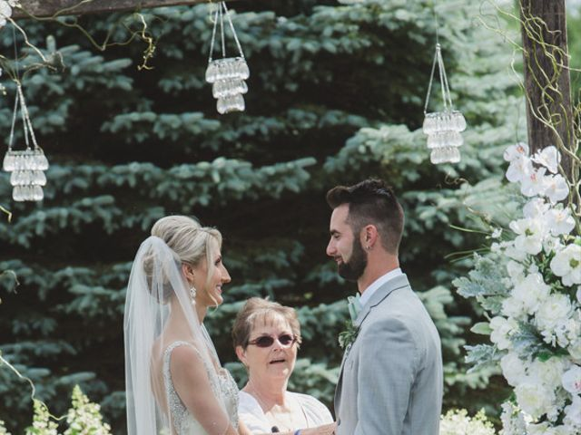 Stacy and Chase's Wedding in Manchester, Michigan 13
