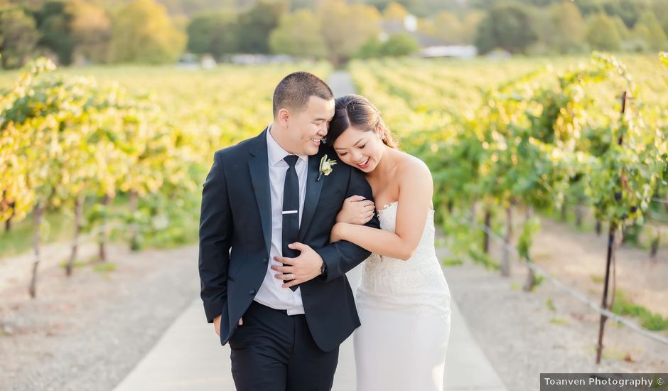 Tom and Aimee's Wedding in Livermore, California