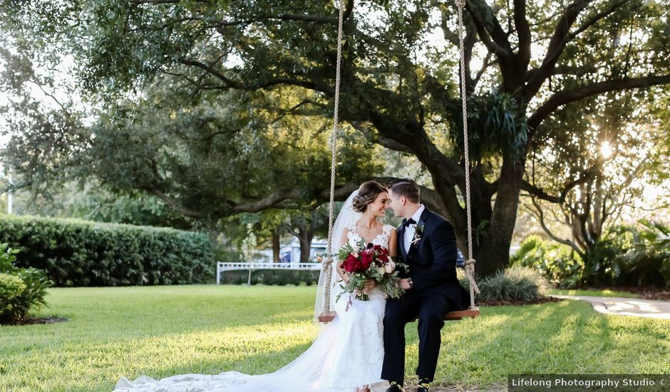 Tucker and Alexis's Wedding in Tampa, Florida