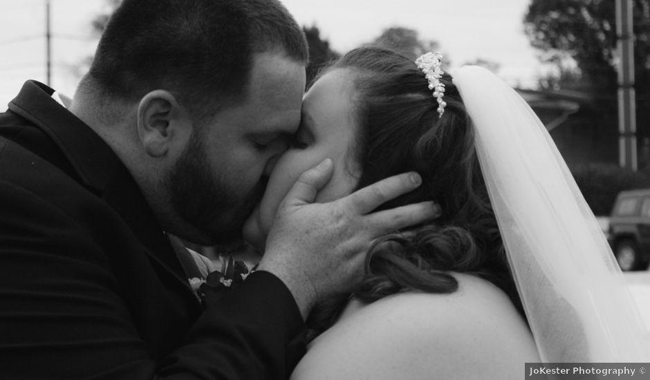 Kyle and Valarie's Wedding in Hilliard, Ohio