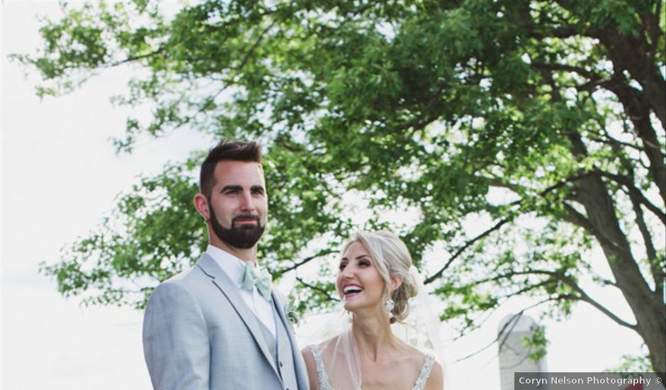 Stacy and Chase's Wedding in Manchester, Michigan