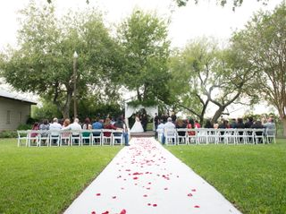 Alejandro and Ashley's Wedding in San Antonio, Texas 3
