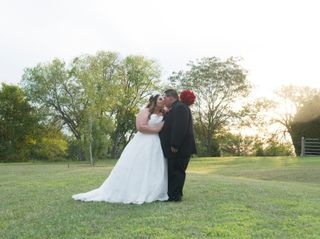 The wedding of Ashley and Alejandro