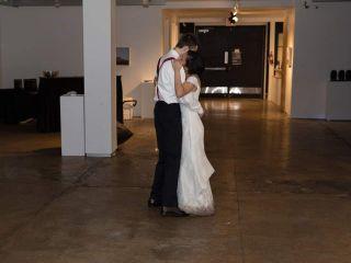 The wedding of Victoria Arellano and Daniel Frazier