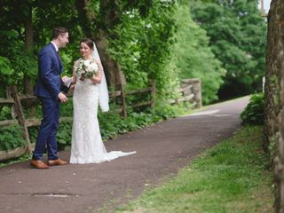 The wedding of Mary and Scott 2