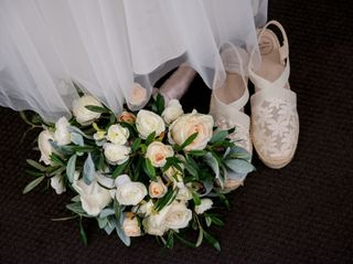 The wedding of Maggie and Matt 2