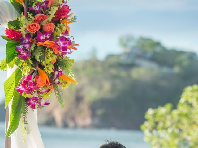 Moonis and Carolina's Wedding in Tamarindo, Costa Rica 42