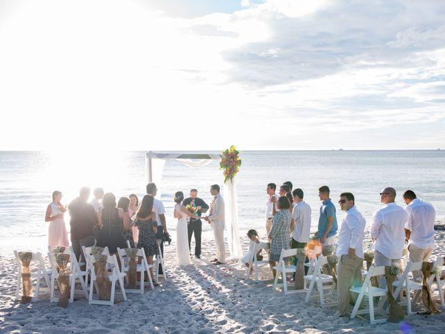 Moonis and Carolina's Wedding in Tamarindo, Costa Rica 1