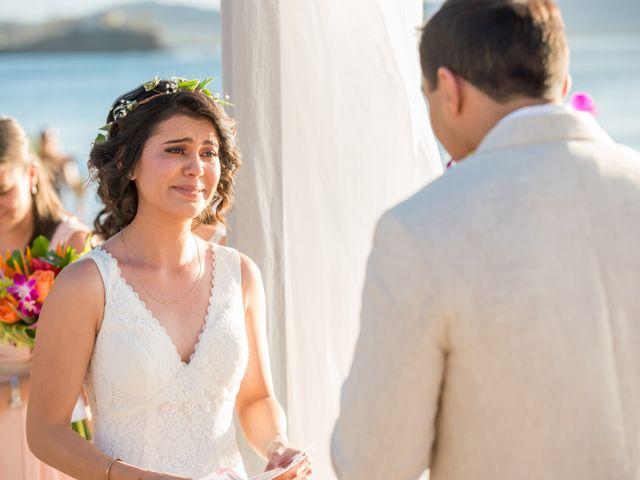 Moonis and Carolina's Wedding in Tamarindo, Costa Rica 46