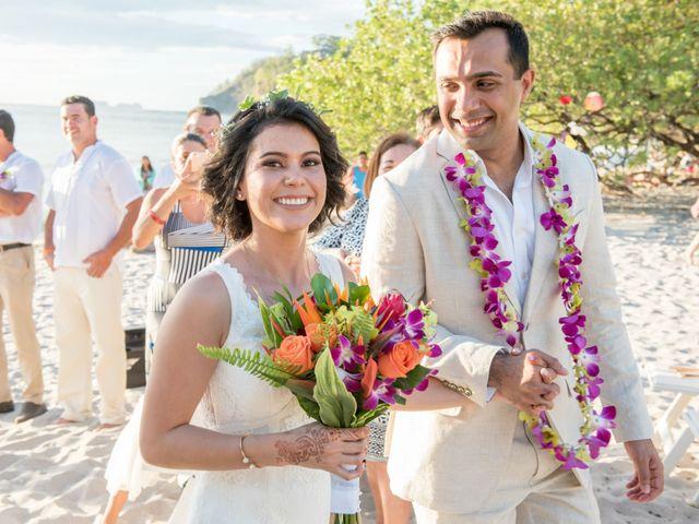Moonis and Carolina's Wedding in Tamarindo, Costa Rica 56