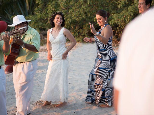 Moonis and Carolina's Wedding in Tamarindo, Costa Rica 67