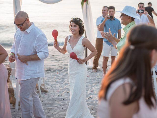 Moonis and Carolina's Wedding in Tamarindo, Costa Rica 68