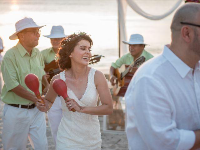 Moonis and Carolina's Wedding in Tamarindo, Costa Rica 69