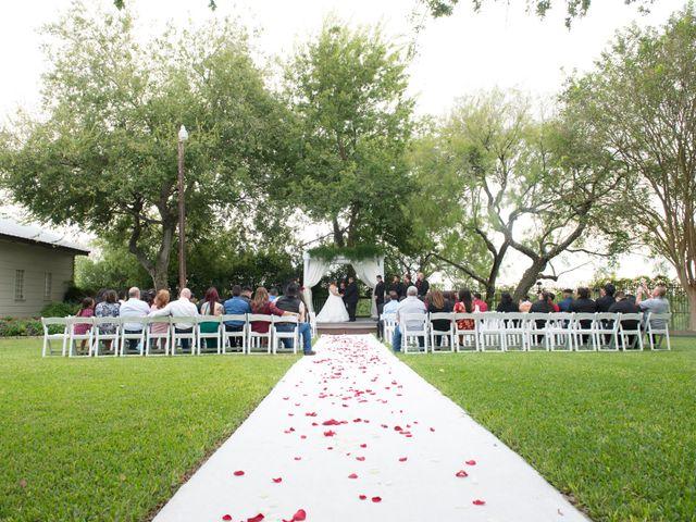 Alejandro and Ashley's Wedding in San Antonio, Texas 3