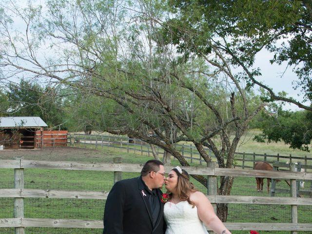 Alejandro and Ashley's Wedding in San Antonio, Texas 5