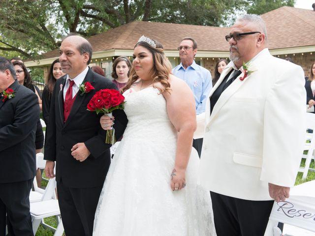 Alejandro and Ashley's Wedding in San Antonio, Texas 16